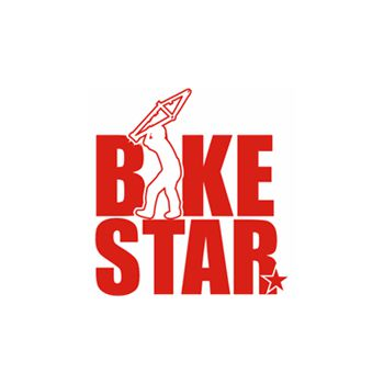 > Sticker Bike Star