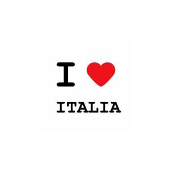 T-Shirt I love Italia