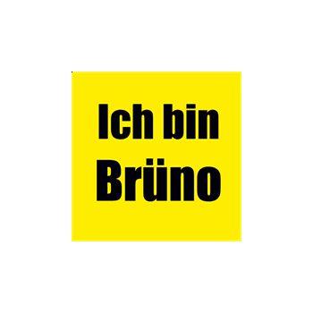 Sweat-Shirt Ich Bin Brüno à Personnaliser