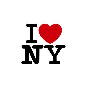 T-Shirt I love NY New York