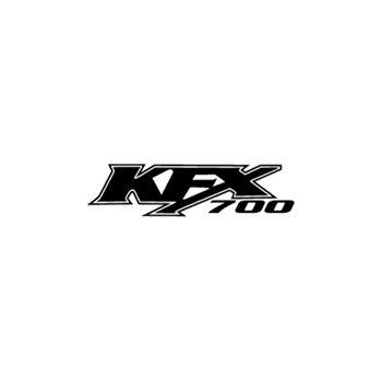Kawasaki KFX 700 Decal