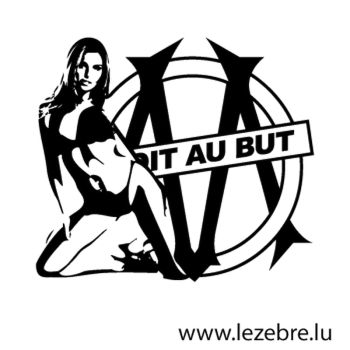 Tee shirt Clara Morgane, une Motivation pour l'OM