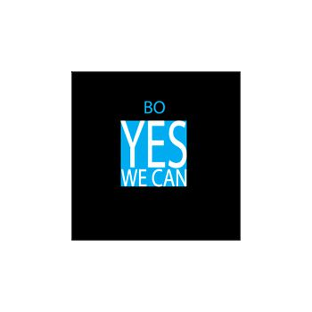 Tee shirt Collector Yes We Can Obama Président