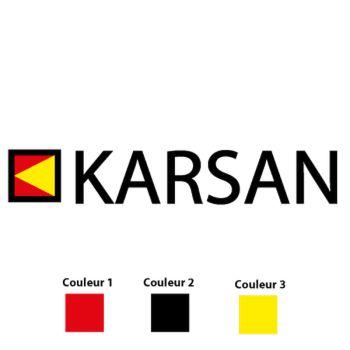 Stickers Karsan