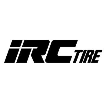 IRC Tire Logo Decal