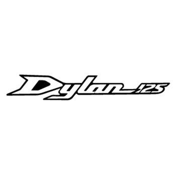 Honda Dylan 125 Decal