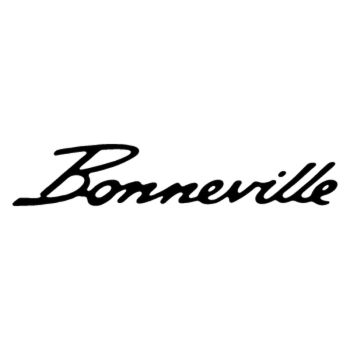 Bonneville decal