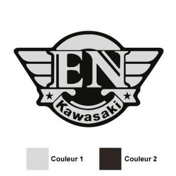 Kawasaki EN Decal