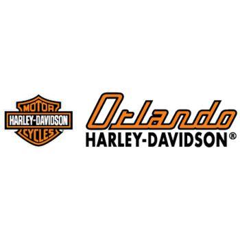 Harley Davidson Orlando Decal