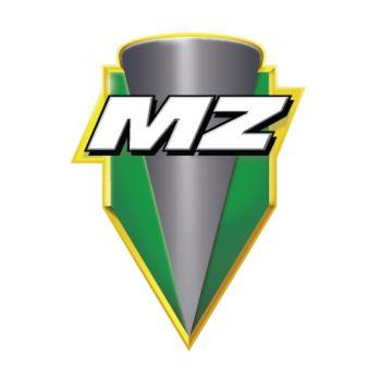 MZ logo Decal