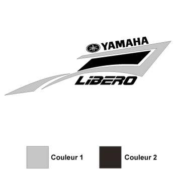 Sticker Yamaha Libero