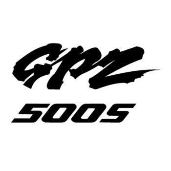 Kawasaki GPZ 500S decal