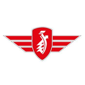 Zundapp logo Decal