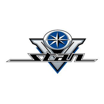 Sticker Yamaha V Star