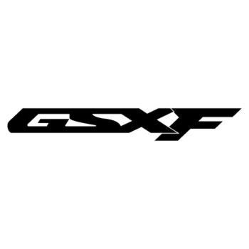 Sticker Suzuki GSXF