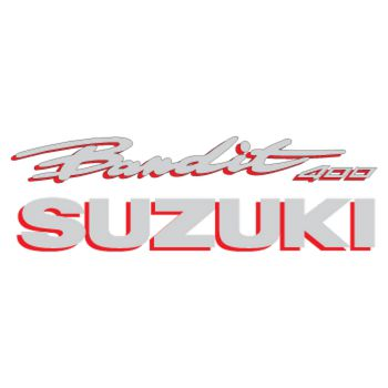 Sticker Suzuki Bandit 400V