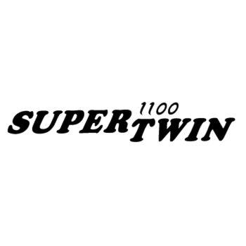 Sticker Ghezzi Brian Super Twin 1100