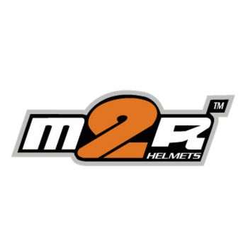 M2R Helmets Decal