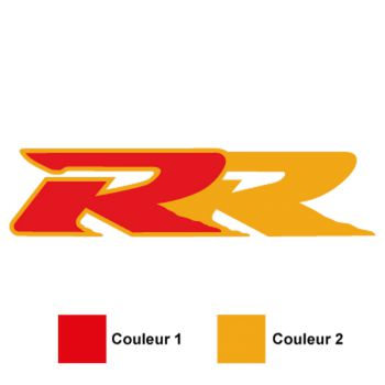 Honda RR Decal