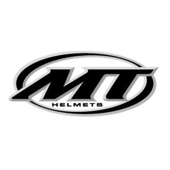 MT Helmets Decal
