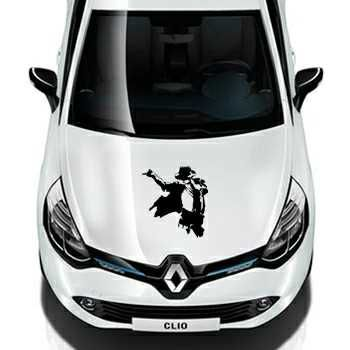 The King of the pop Renault Decal