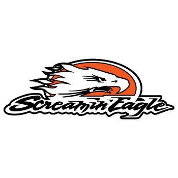 Harley Davidson Screamin Eagle Decal 1