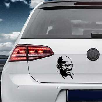 Gandhi Volkswagen MK Golf Decal