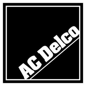 > Sticker AC Delco 2