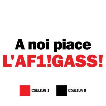 Sticker Aprilia AF1