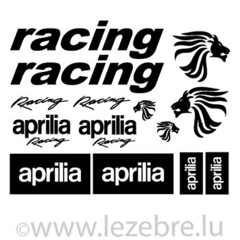 Kit stickers Aprilia 1