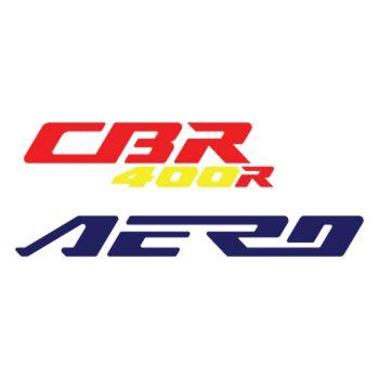 Honda CBR 400R Decal