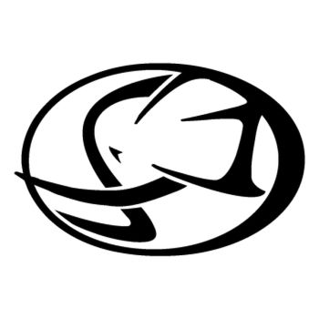 Cagiva Logo Decal