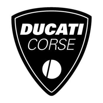 Sticker Ducati Corse