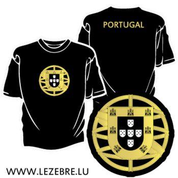 Tee shirt Escudo Portugais