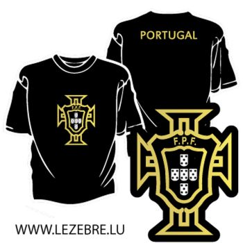 tee shirt FPF Portugal