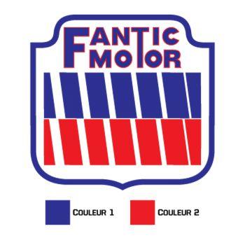 Fantic Motor Logo Decal