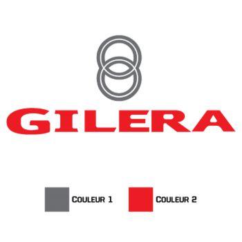 Gilera Logo Decal 3