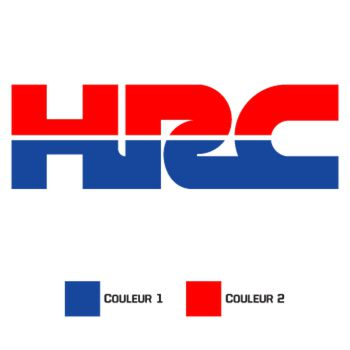 Honda HRC Decal