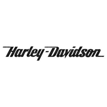 Harley Davidson Carbon Decal