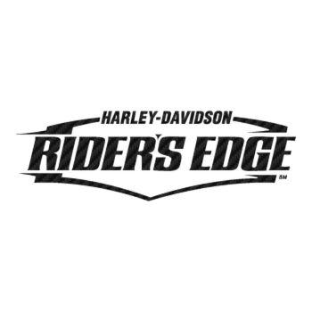 Harley Davidson Riders Edge Carbon Decal