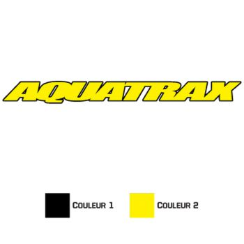 Honda Aquatrax Decal