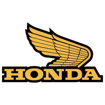 Sticker Honda Old Logo