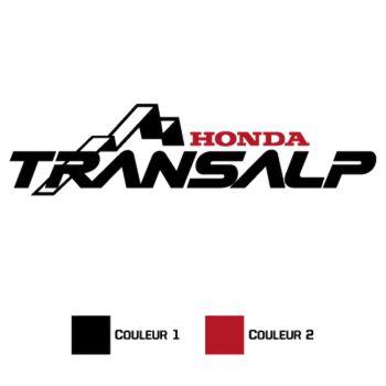 Honda Transalp Decal