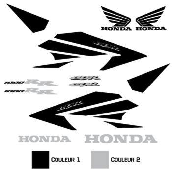 Kit Stickers Honda CBR 1000RR 2004