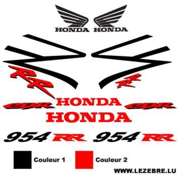 Kit Stickers Honda RR CBR 954