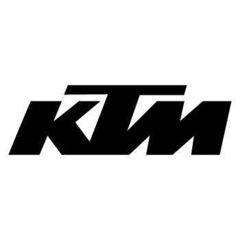 KTM Decal