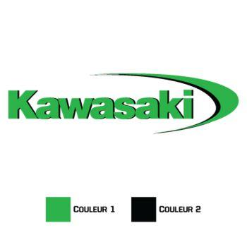 Sticker Kawasaki 2