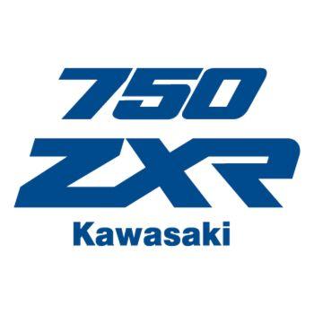Kawasaki ZXR 750 Decal