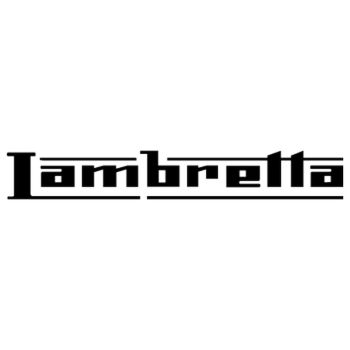 Sticker Lambretta