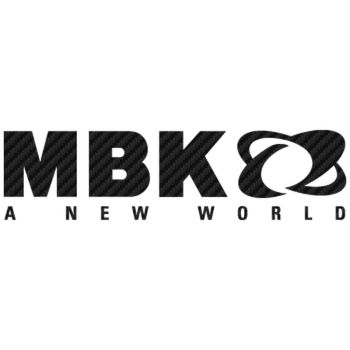 MBK Carbon Decal